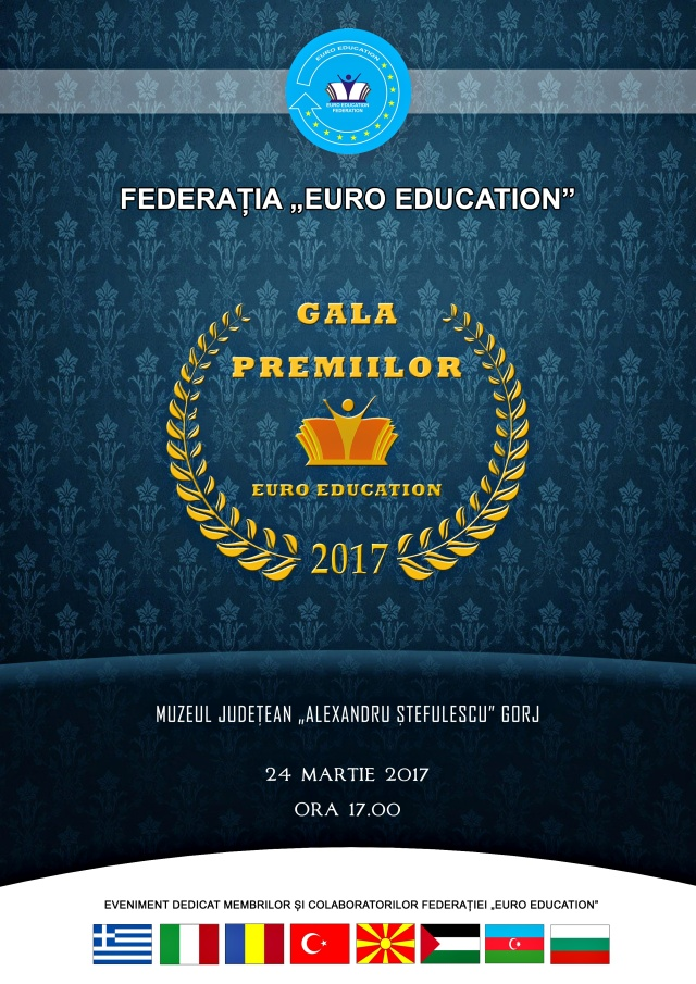Afis Gala Euro Education